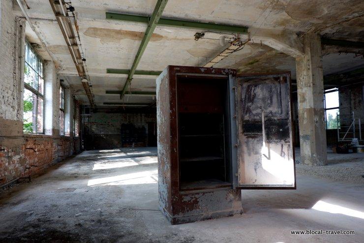 IBUG 2017 abandoned factory urbex