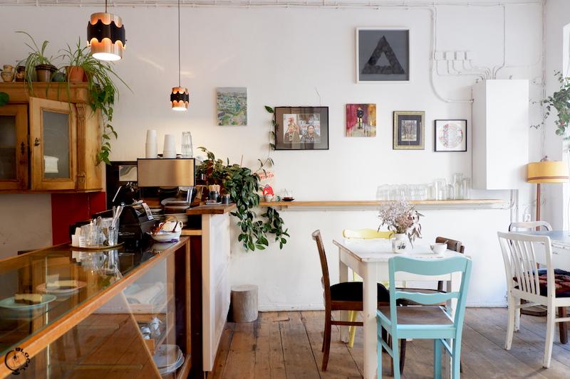 Tischendorf cafe Berlin food guide