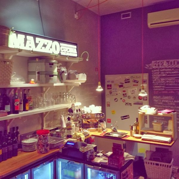 Mazzo centocelle restaurant in rome still one of my for Cafe mazzo