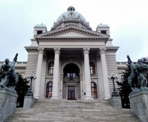 Parliament, Belgrade