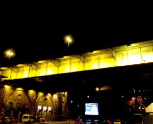 Brankov most, Belgrade