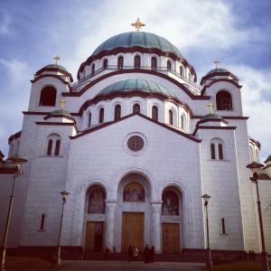 Sv. Sava, Belgrade
