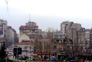Slavija Trg, Belgrade