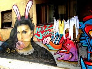Vracar, Belgrade ¬ Graffiti