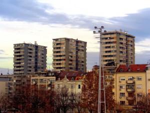 Tašmajdan Park, Belgrade