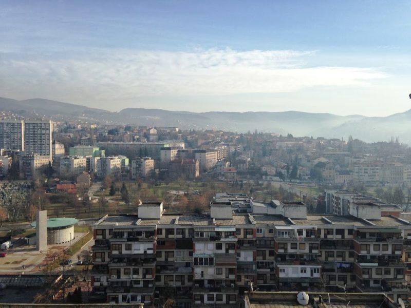 panoramic spots in Sarajevo