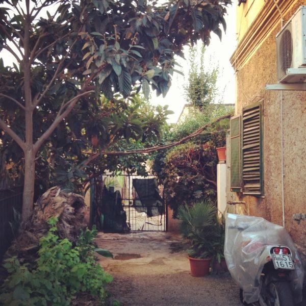 Quadraro neighborhood Rome