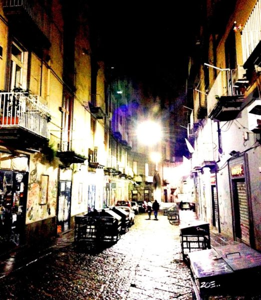 Naples, Italy,