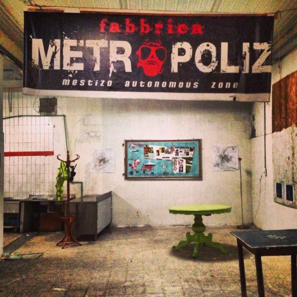 metropoliz, rome, street art, tor sapienza, industrial archaeology
