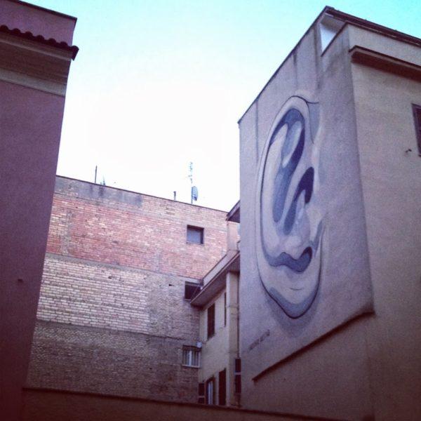 tor pignattara, rome, graffiti street art