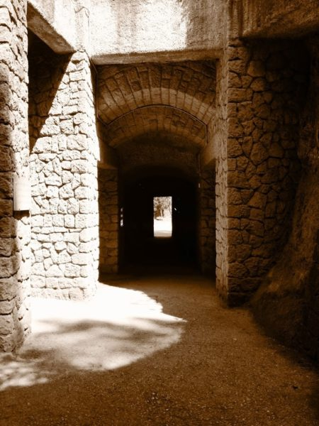 Ardeatine caves, Rome
