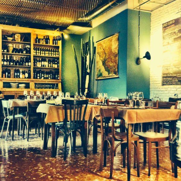 pro loco d.o.l. food rome centocelle restaurant