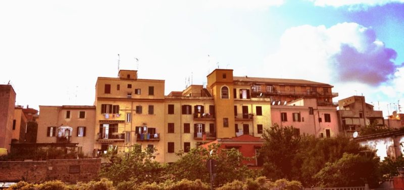 tor pignattara, rome
