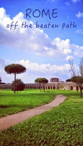off-the-beaten path spots in Rome
