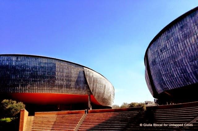 auditorium parco della musica roma