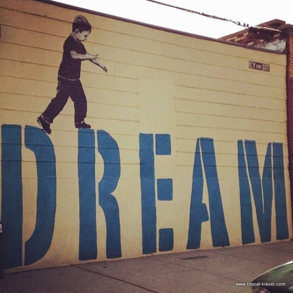 ICY and SOT mural painting in Williamsburg, Brooklyn, New York   street art