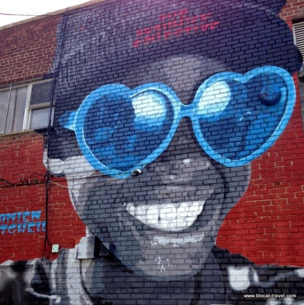 Bushwick, Brooklyn, New York, collective, street art
