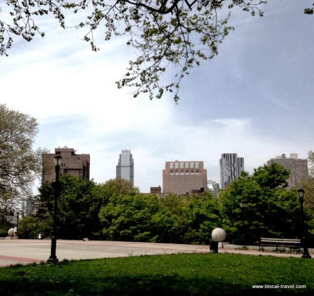 fort greene park brooklyn new york