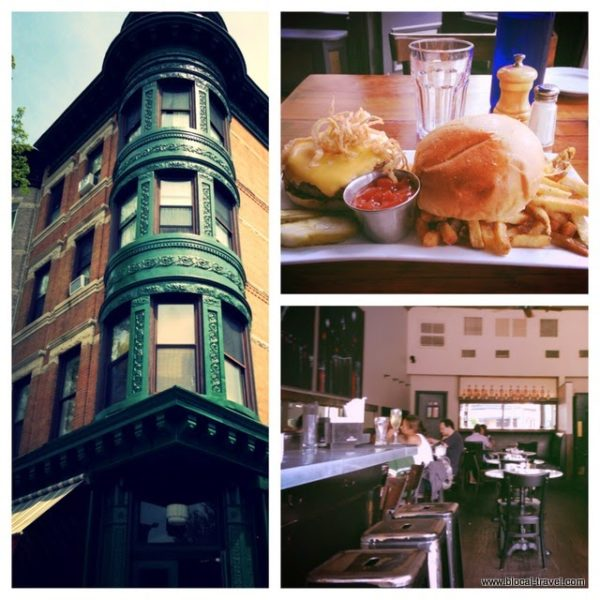 12th street bar grill brownstone Park slope brooklyn new york