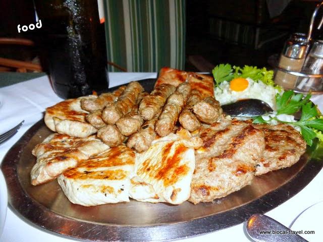 gostilna cad food ljubljana, slovenia