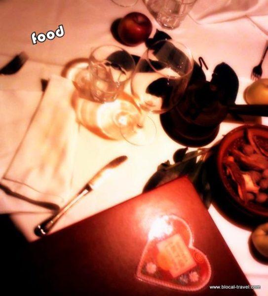 gostilna lectar food radovljica slovenia