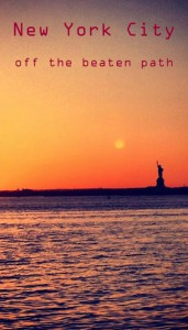 New York City off the beaten path