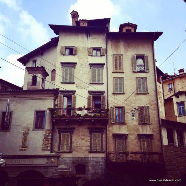 Bergamo Alta, Italy