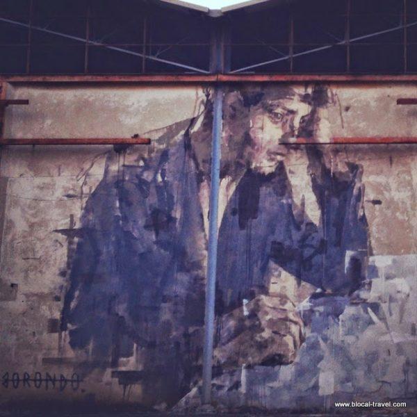 Borondo, Memorie Urbane | Gaeta