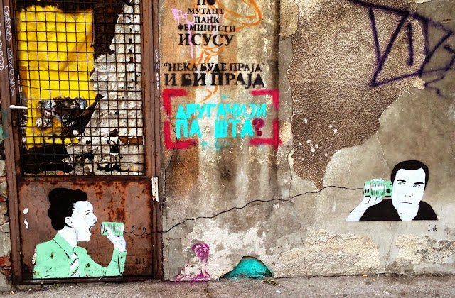 INK savamala street art belgrade