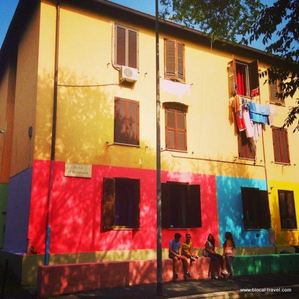 pittori anonimi del trullo street art rome