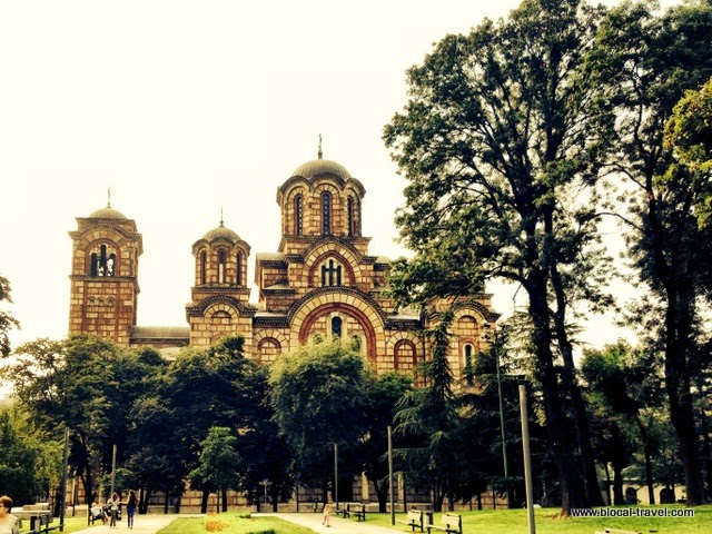 Saint Mark's, Belgrade