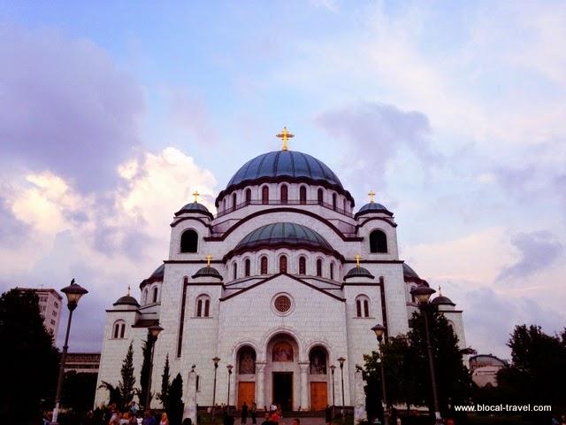 Saint Sava, Belgrade