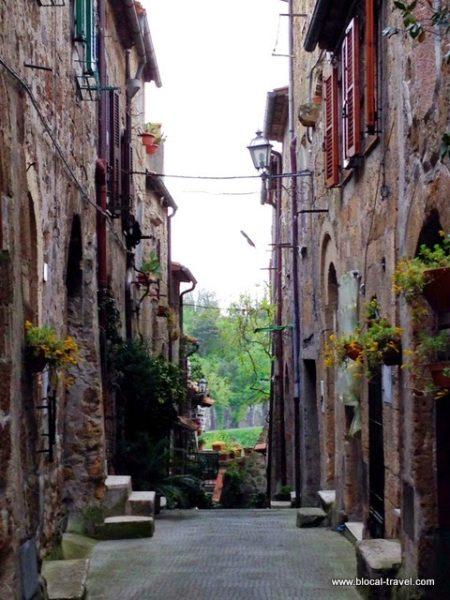 Pitigliano, Tuscany, Italy