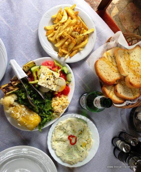 food boboshtica korca albania balkans