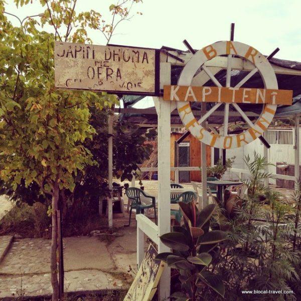 Jale, Albanian riviera, Albania