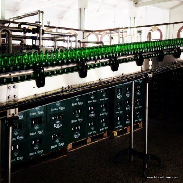 Birra Korca albania beer brewery