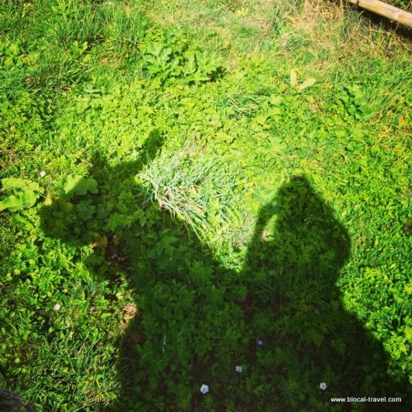 horseback riding in majella national park