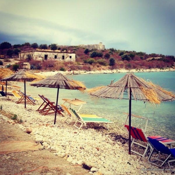 Porto Palermo, Albanian riviera, Albania
