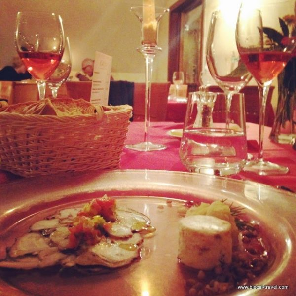 Manna restaurant ljubljana slovenia food