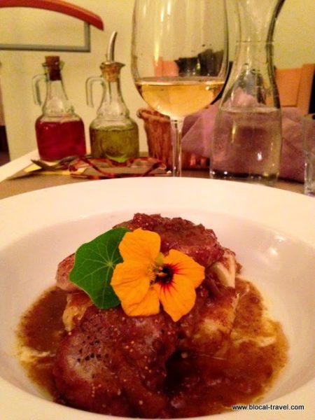 Pri Skofu restaurant ljubljana slovenia food