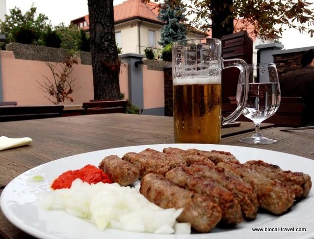 Raubar restaurant ljubljana slovenia food