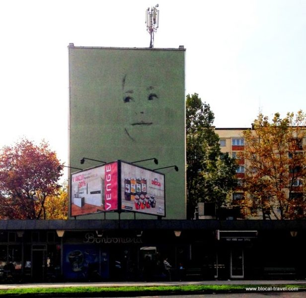 street art tina Kino Siska ljubljana slovenia