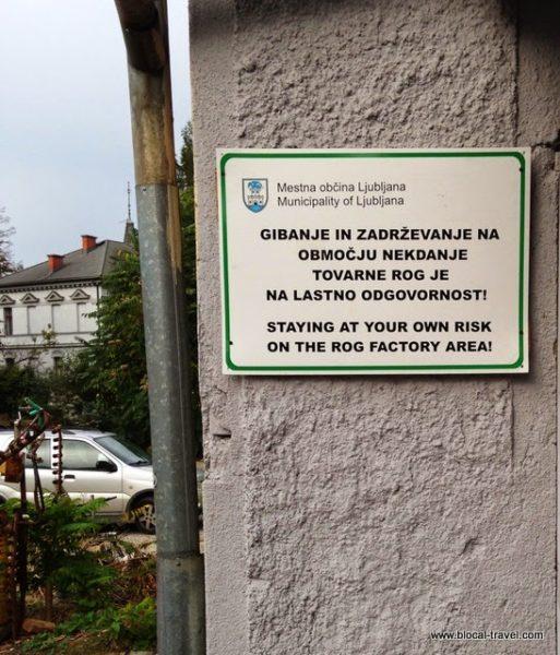 rog alternative scene ljubljana slovenia