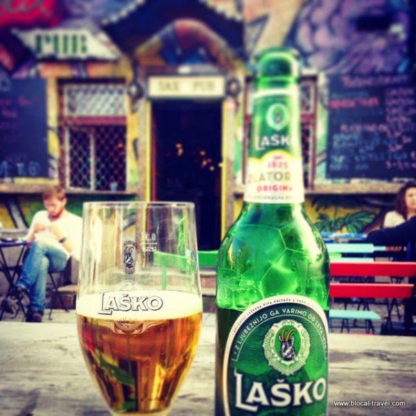 Sax Pub trnovo district ljubljana slovenia