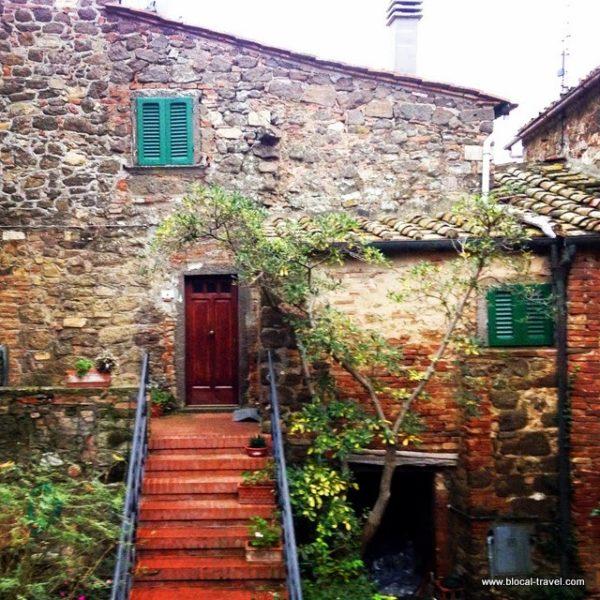 Montecatini Valdicecina Tuscany Italy