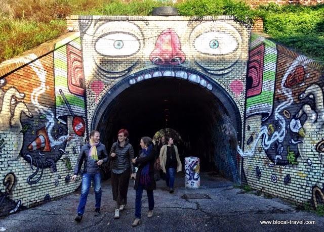 Mr. Thoms M.U.Ro. Quadraro street art Roma
