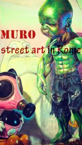 street art walking tour at quadraro