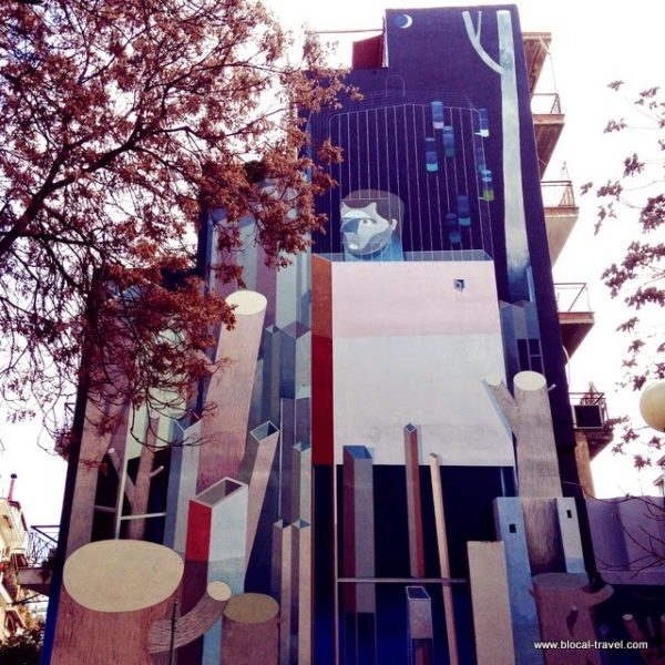 Athens street art guide