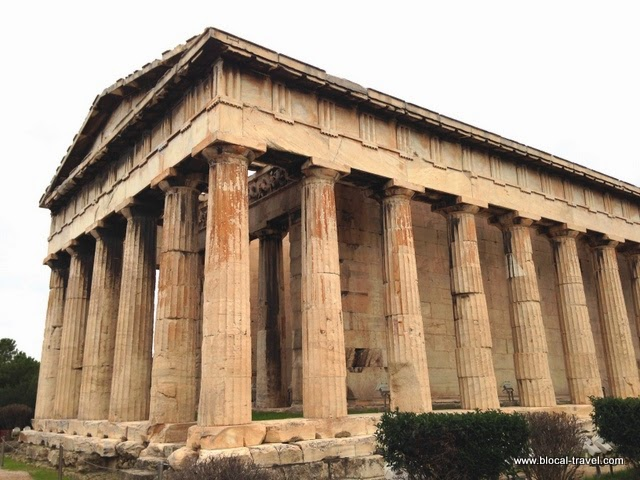 Places to see in Athens