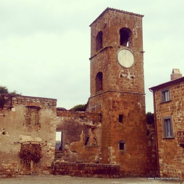 abandoned places in Lazio Italy